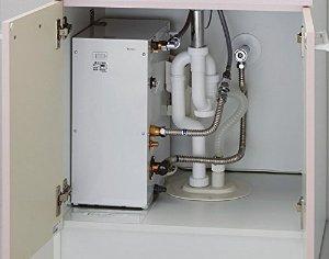 洗面台 電気温水器