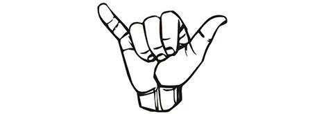 指での寸法